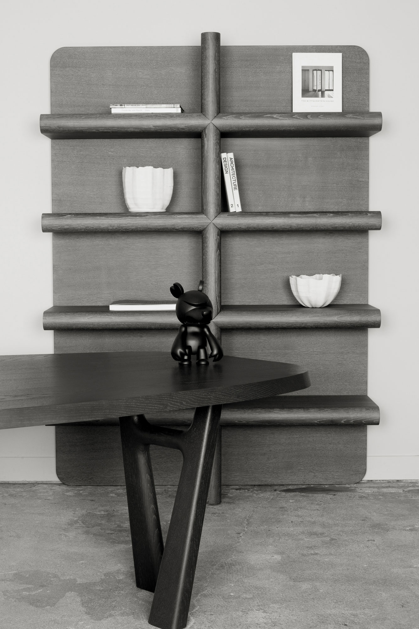 Bibliotheque Amy Bureau Ybu - Christophe Delcourt
