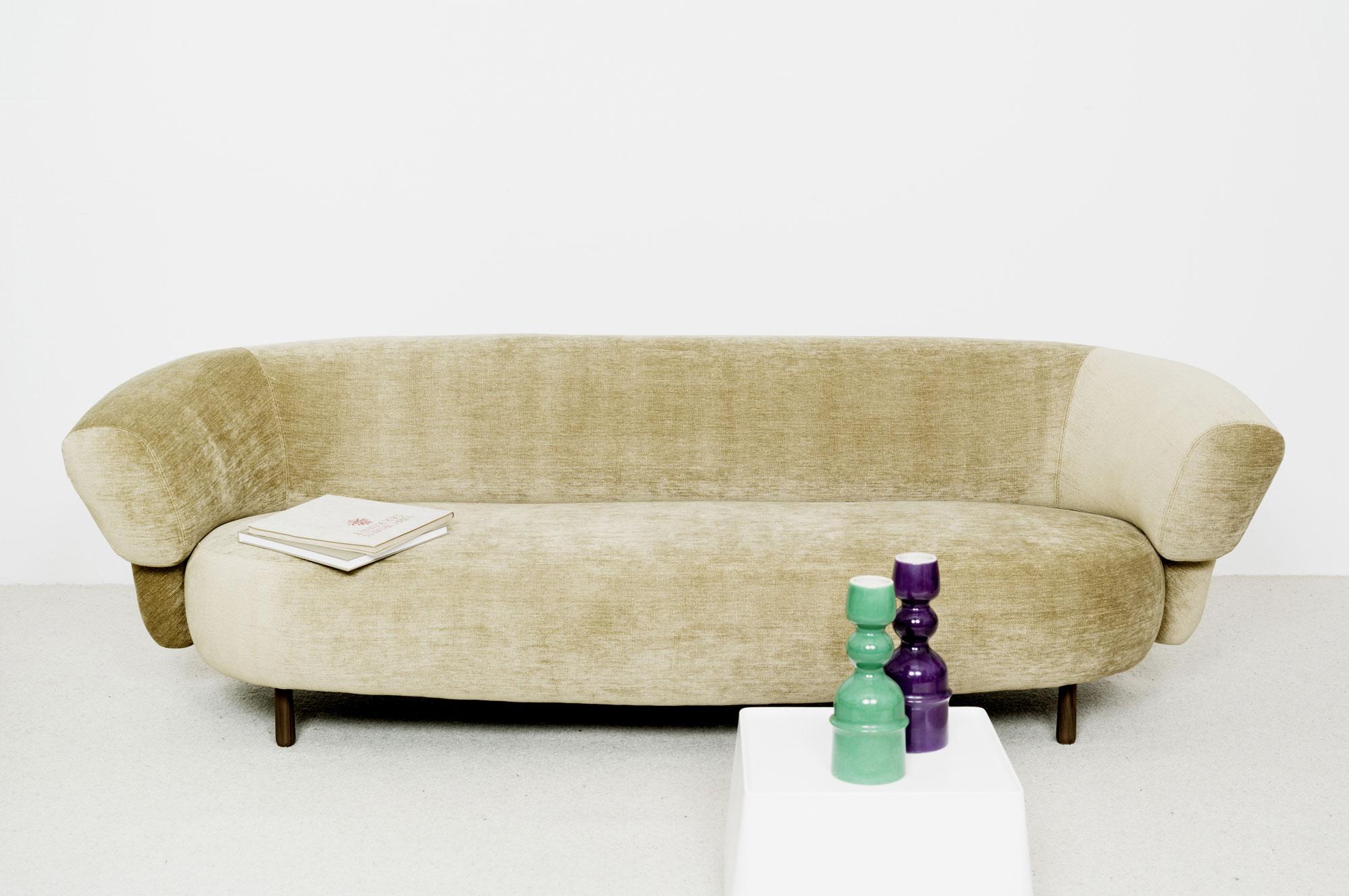 Canape ana christophe delcourt for Canape sofa