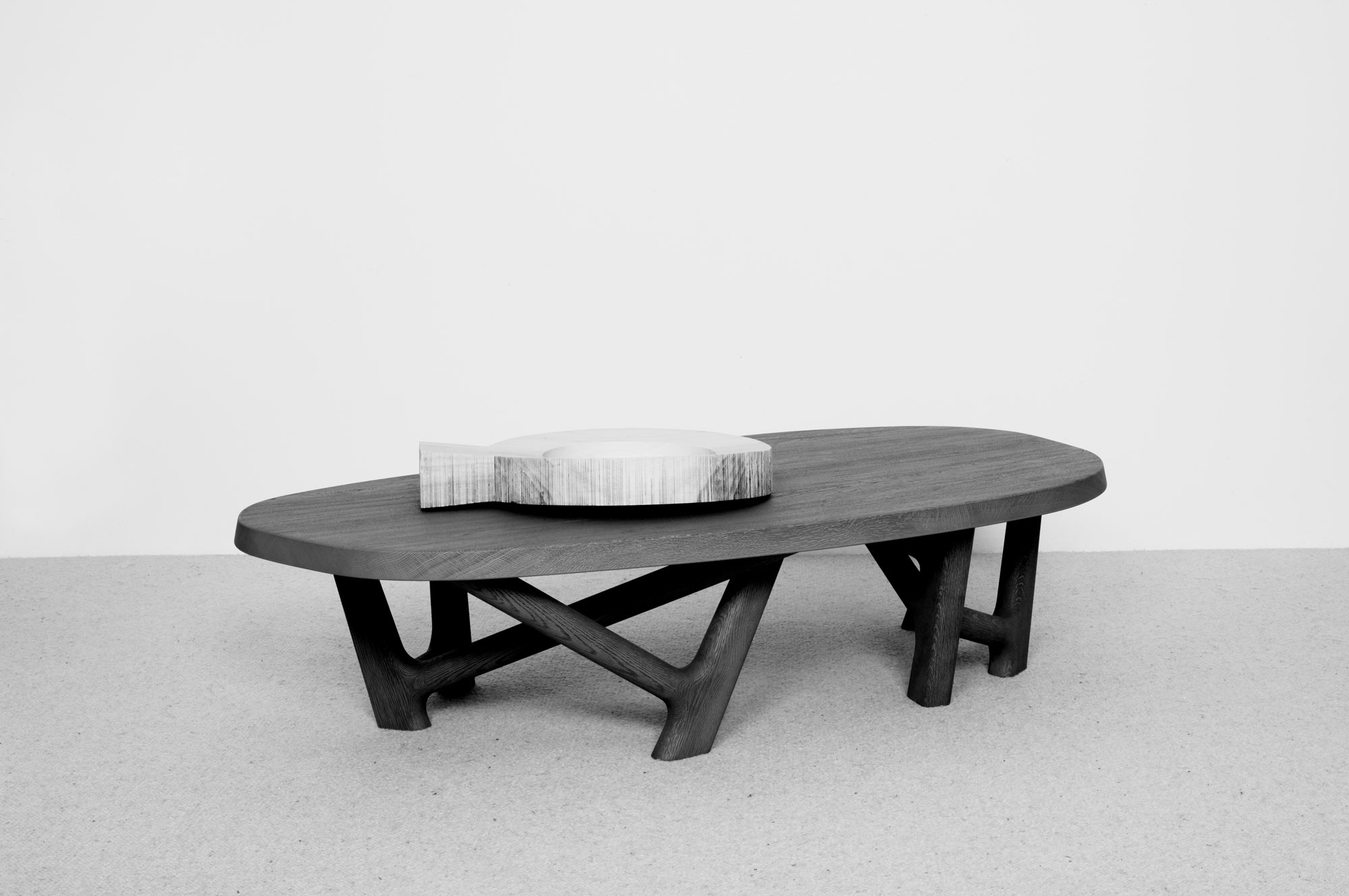 Table Basse Oba - Christophe Delcourt