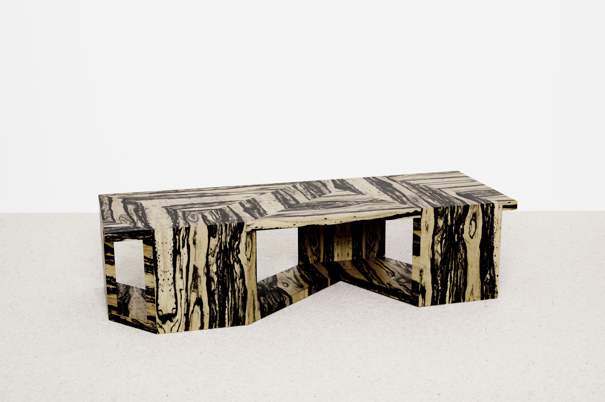 Table Basse Zer - Christophe Delcourt