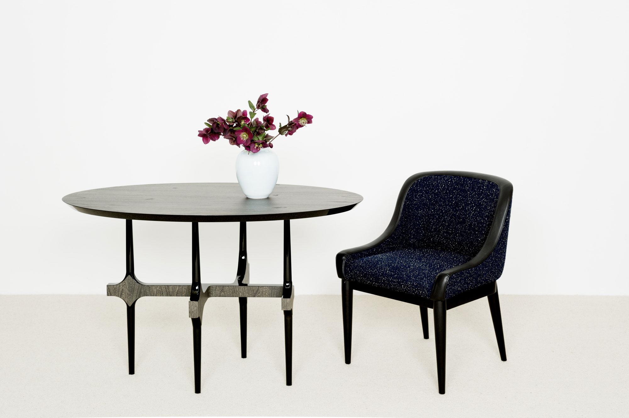 Til Table Lys Chaise - Christophe Delcourt