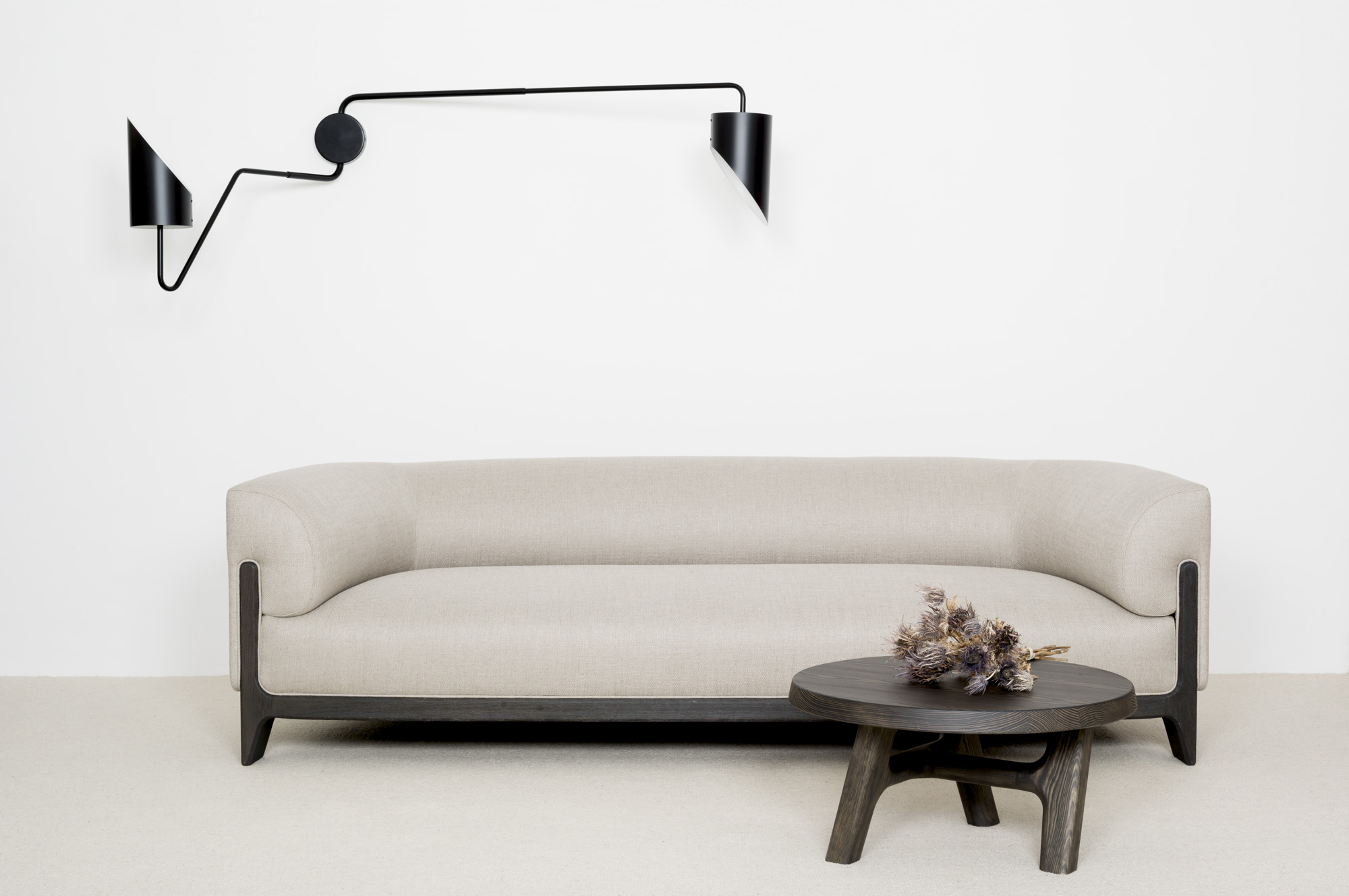 Swn Wall Lamp Bob Sofa Bui Side Table - Christophe Delcourt