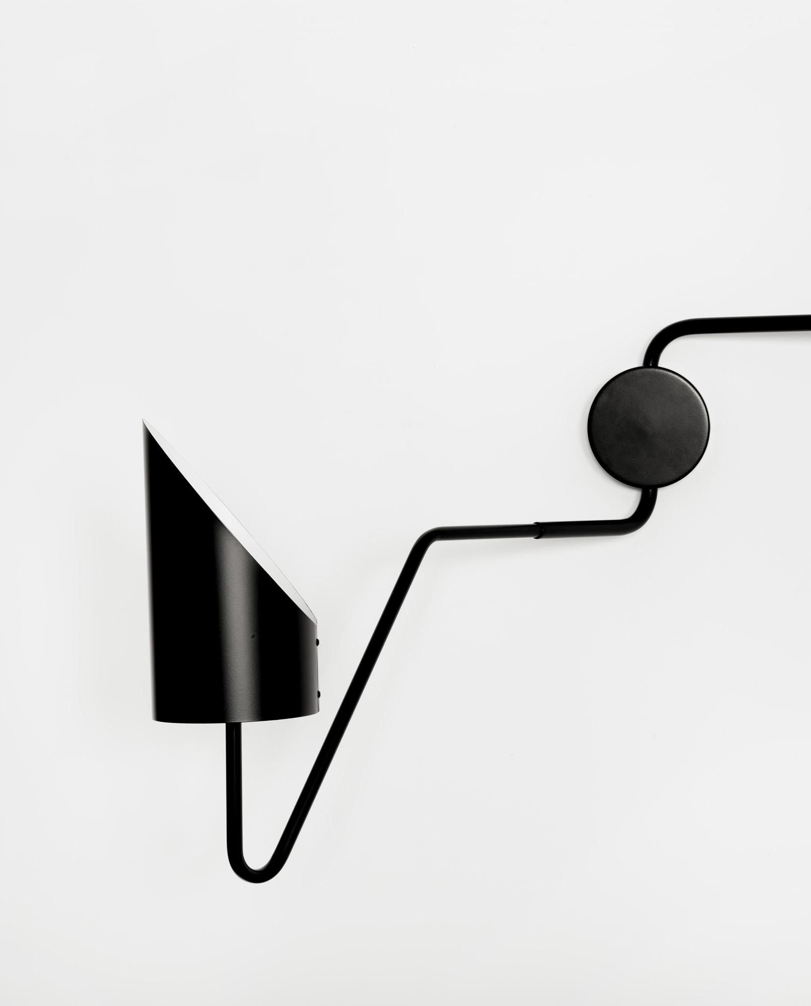 Swn Wall Lamp Detail - Christophe Delcourt