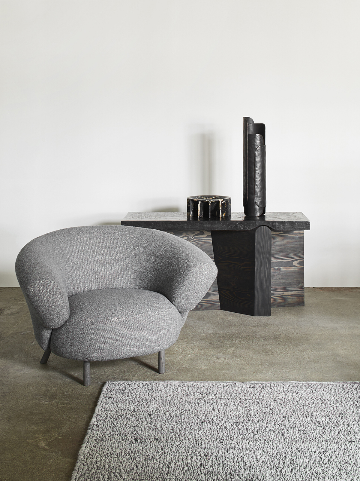 Declourt Collection - ANA chair - TEO console