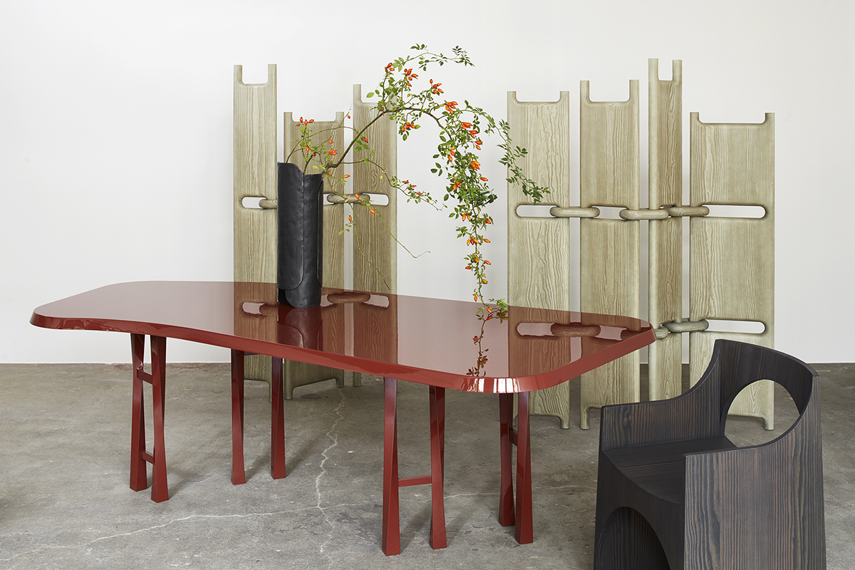 Declourt Collection - TWI desk - CLE chair