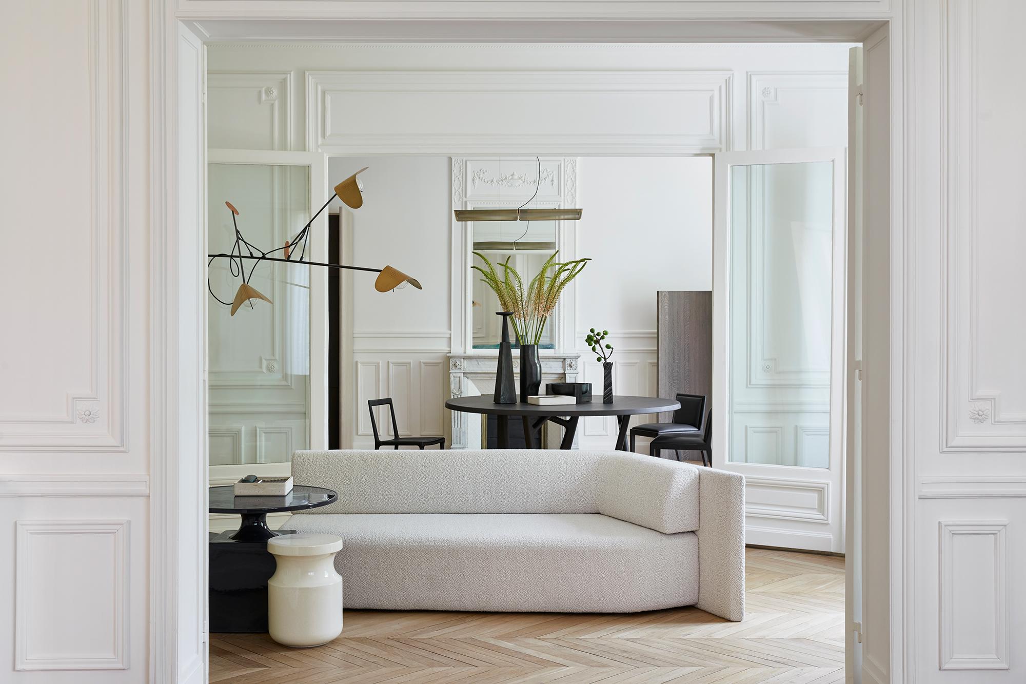 Declourt Collection - EKO sofa - OUK & DOT side table