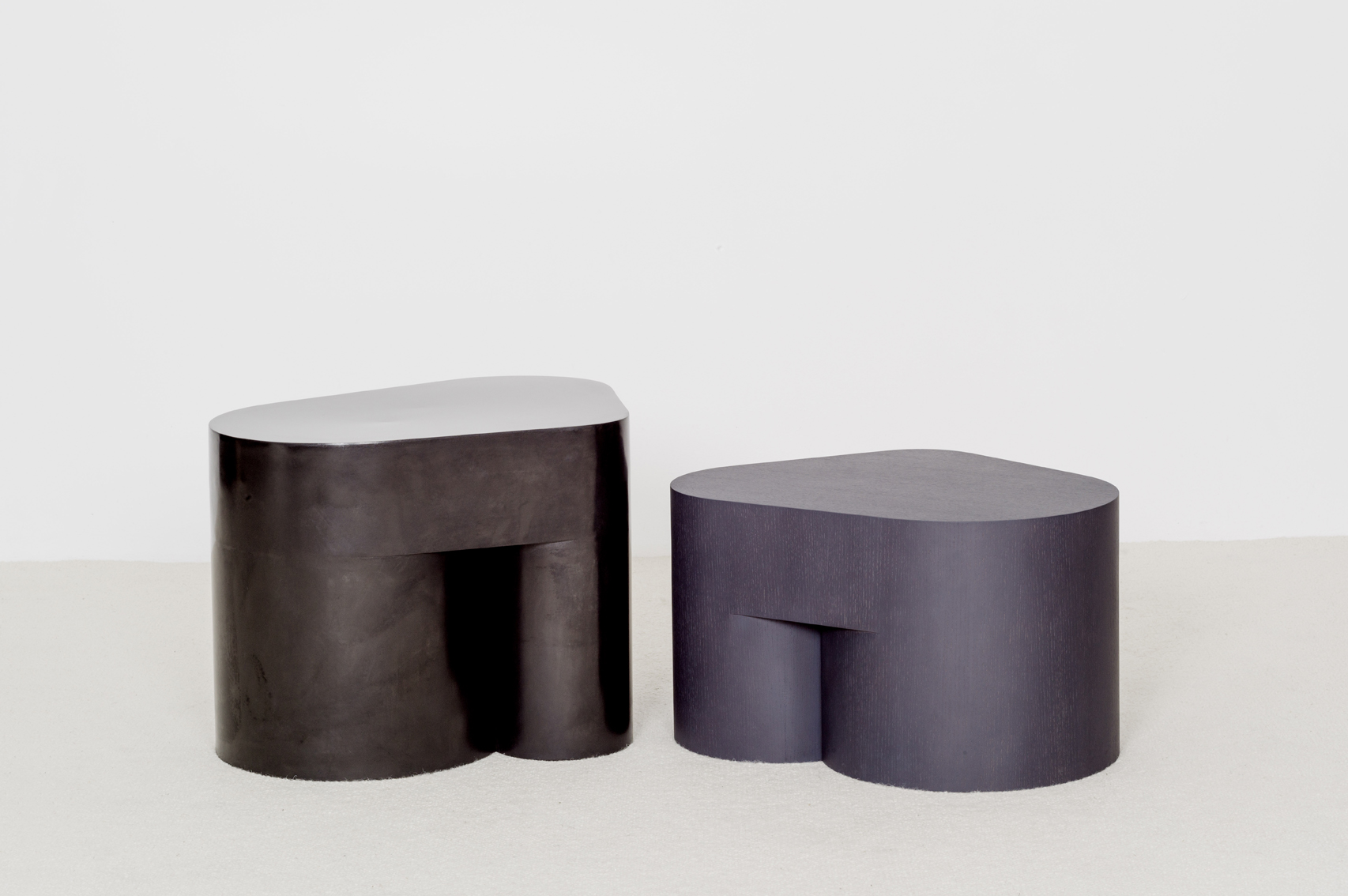 Doo Side Table Doo Low Table - Christophe Delcourt